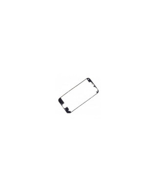 Rama LCD Hot Glue Apple Iphone 6 Neagra