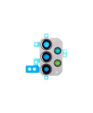 Geam Camera Samsung Galaxy A72, SM A725F Negru