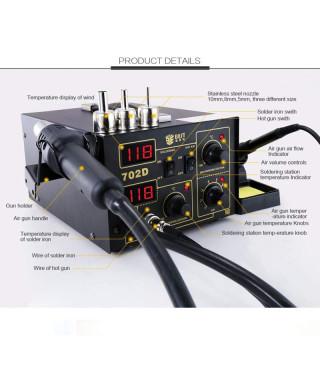 Statie Aer Cald cu letcon BST-702D