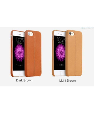 Husa Usams Joe Series Apple Iphone 7, Iphone 8 Maro Deschis