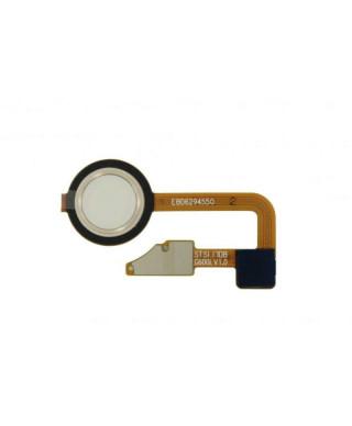 Home Buton + Senzor Amprenta LG G6, H870 Argintiu