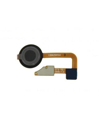 Home Buton + Senzor Amprenta LG G6, H870 Negru