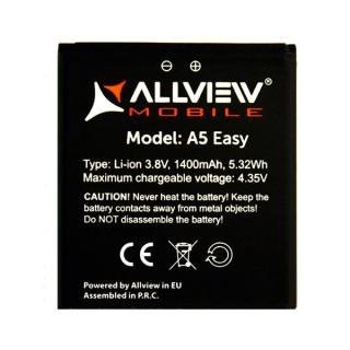 Baterie Acumualtor Allview A5 Easy Original Li-Ion 3.8V 1400 mAh 5.32Wh
