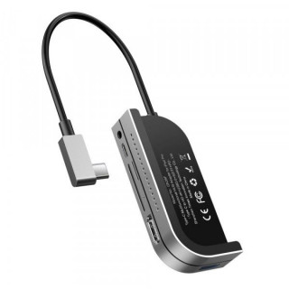 Adaptor BASEUS USB Type C HUB Gri