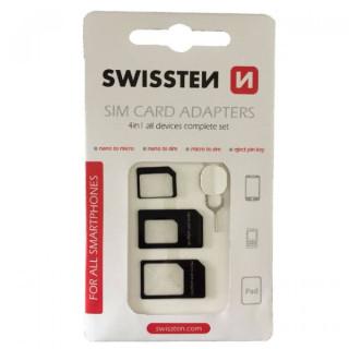 Adaptor Nano Sim Micro Sim Samsung iPhone Huawei