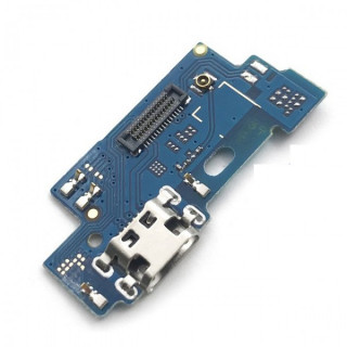 Banda Flex Placa Circuit Conector Incarcare Si Microfon Asus Zenfone Max M1 ZB555KL