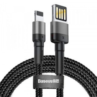 Cablu Date Si Incarcare BASEUS Lightning 2m Negru
