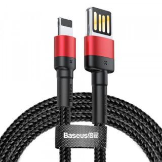 Cablu Date Si Incarcare BASEUS Lightning 1m Rosu