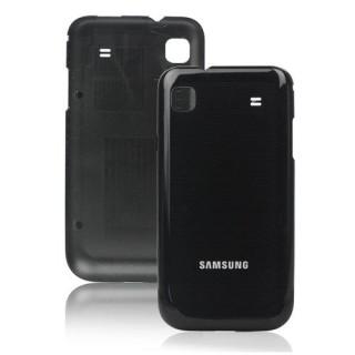 Capac Baterie Samsung GT-I9000 Galaxy S Original Negru