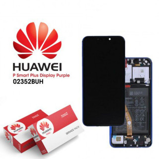 Display Huawei P Smart Plus Cu Rama si Baterie Original Mov