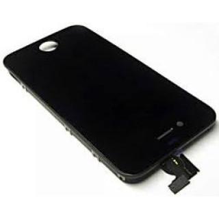 Display iPhone 4s cu TouchScreen si Geam Negru