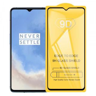 Folie De Protectie Cu Acoperire Completa Pentru OnePlus 7T Neagra