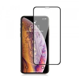 Folie de protectie MOCOLO Tempered Glass pentru iPhone X / XS / 11 Pro cu acoperire completa Neagra