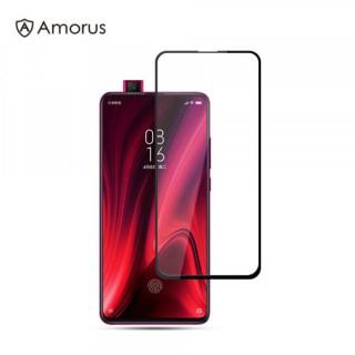 Folie De Protectie Pentru Xiaomi Redmi K20 / K20 Pro / Mi 9T / Mi 9T Pro Acoperire Completa Neagra