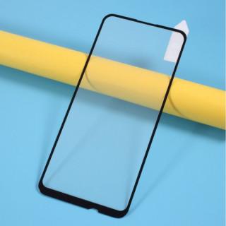 Folie de protectie RURIHAI Tempered Glass cu acoperire completa 2,5D pentru Huawei P40 LITE E Neagra