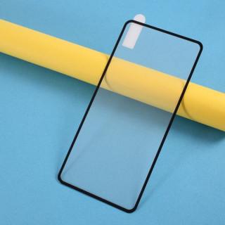Folie de protectie Tempered Glass cu acoperire completa pentru Huawei P40 Neagra
