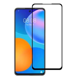Folie Protectie Sticla Flippy Huawei P Smart 2021 Acoperire Completa Neagra
