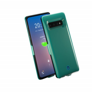 Husa Acumulator Extern Samsung Galaxy S10 7000mAh Verde
