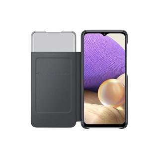 Husa de protectie Samsung S View Wallet Cover pentru A32 (5G), Black