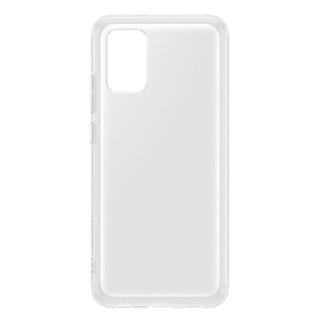Husa de protectie Samsung Soft Clear Cover pentru A02s, Transparent