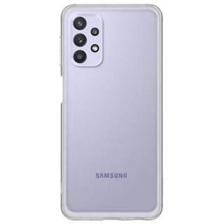Husa de protectie Samsung Soft Clear Cover pentru A32 (5G), Transparent