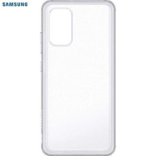 Husa de protectie Samsung Soft Clear Cover pentru Galaxy A32, transparent