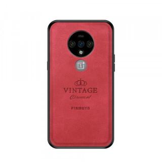Husa Protectie Telefon OnePlus 7T Dura Rosie