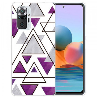 Husa Telefon Xiaomi Note 10 Pro Max / Redmi Note 10 Pro TPU Colorata