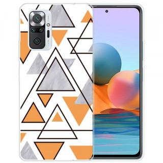 Husa Telefon Xiaomi Note 10 Pro Max / Redmi Note 10 Pro TPU Multicolora