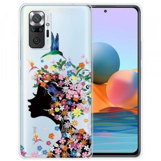 Husa Telefon Xiaomi Note 10 Pro Max / Redmi Note 10 Pro TPU Silicon Colorata